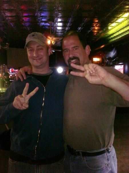 Andy and Doug
